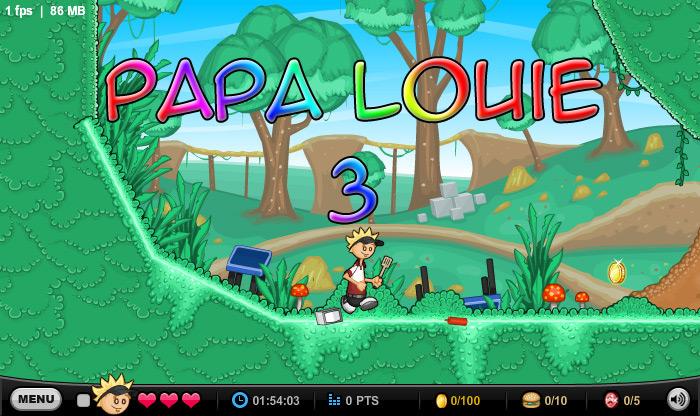 papa loie 3